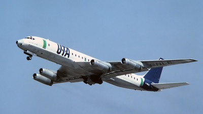 F-BNLE - Douglas DC-8-62 - Union de Transports Aériens (UTA)