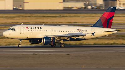N348NB - Airbus A319-114 - Delta Air Lines