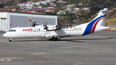 A picture of ECLYB - ATR 72500 - Air Europa - © Thomas A. Ferreira