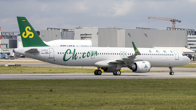 D-AVYX - Airbus A321-253NX - Spring Airlines