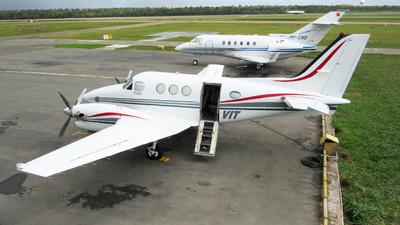 PR-VIT - Beechcraft C90A King Air - Private
