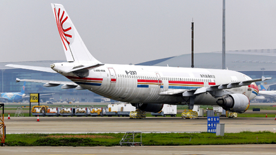 A picture of B2317 - Airbus A300B4605R - [741] - © 浩洋DREAM)LINER