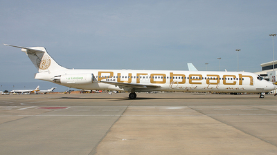 SE-DJE - McDonnell Douglas MD-83 - Fly Excellent