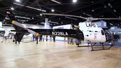 N226LA - Eurocopter AS 350B3 Ecureuil - United States - Los Angeles Police Department (LAPD)