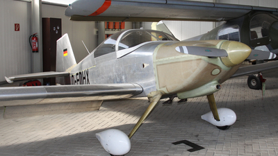 D-EDHX - Vans RV-6 - Private