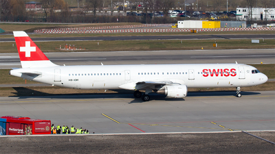 A picture of HBIOH - Airbus A321111 - Swiss - © Bora Polater