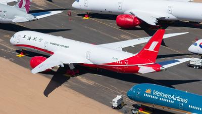 B-20EV - Boeing 787-9 Dreamliner - Shanghai Airlines