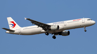 B-2420 - Airbus A321-211 - China Eastern Airlines