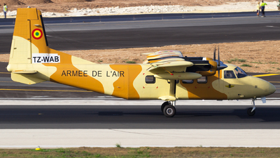 TZ-WAB - Harbin Y-12E - Mali - Air Force