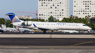 N782SK - Bombardier CRJ-702 - United Express (SkyWest Airlines)