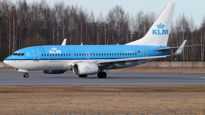 A picture of PHBGT - Boeing 7377K2 - KLM - © Malyshev Andrei