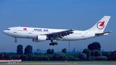 TC-ONT - Airbus A300B4-203 - Onur Air