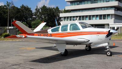 YS-106-P - Beechcraft V35B Bonanza - Private