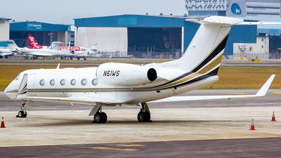 N61WS - Gulfstream G450 - Private