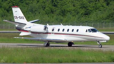 CS-DXE - Cessna 560XL Citation XLS - NetJets Europe