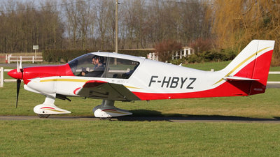 F-HBYZ - Robin DR400/135cdi Ecoflyer - Private