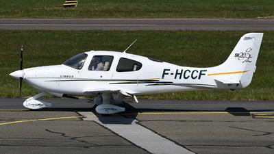 F-HCCF - Cirrus SR20-G2 - Private