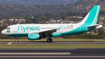 HC-CKM - Airbus A319-112 - Flynas