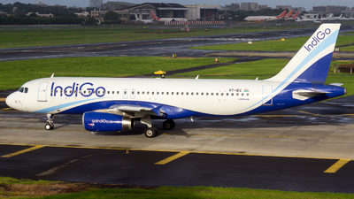VT-IEC - Airbus A320-232 - IndiGo Airlines