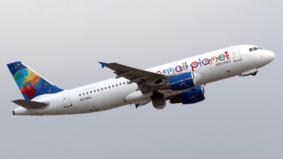 XU-801 - Airbus A320-214 - Small Planet Airlines