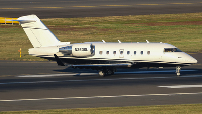 N360SL - Bombardier CL-600-2B16 Challenger 604 - Private