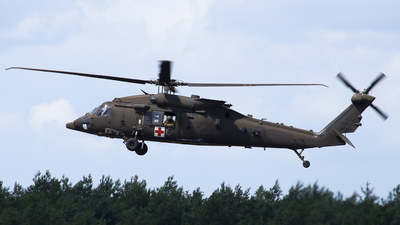 10-20310 - Sikorsky HH-60M Blackhawk - United States - US Army