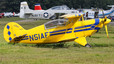 N51AF - Christen/Pitts S-2B Special - Private