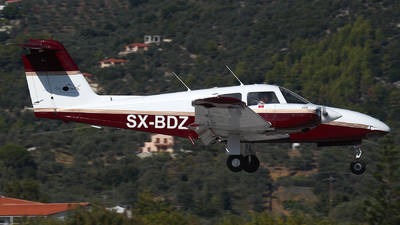 SX-BDZ - Piper PA-44-180 Seminole - Global Aviation