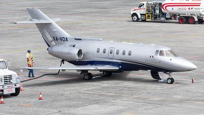 A picture of XAVDA - Hawker 800A - [258185] - © Juan Manuel Galvez