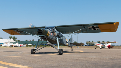 A picture of I9091 - Storch Aviation SS4 Storch - [] - © Monica De Guidi