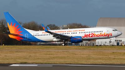 G-JZHD - Boeing 737-808 - Jet2.com