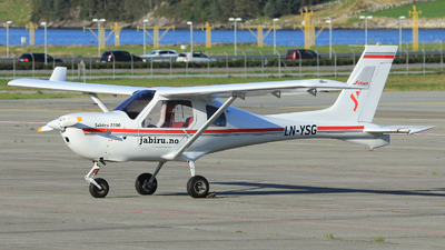 LN-YSG - Jabiru UL-450 - Private