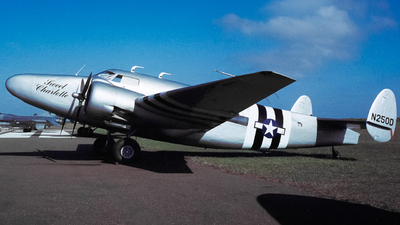 N250D - Lockheed 18-56 Lodestar - Private