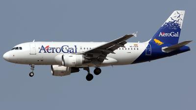HC-CKN - Airbus A319-112 - AeroGal Aerolíneas Galápagos