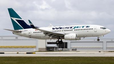 C-GWAZ - Boeing 737-7CT - WestJet Airlines