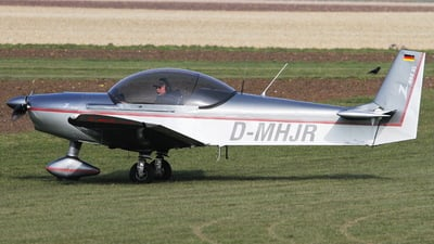 D-MHJR - Roland Aircraft Z-602 - Private