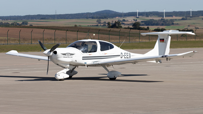 D-EEII - Diamond DA-40D Diamond Star TDI - Private