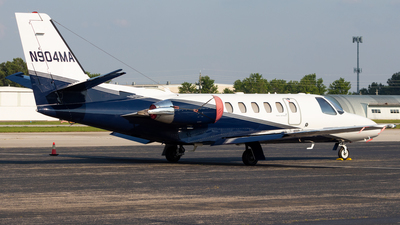 N904MA - Cessna 550B Citation Bravo - Private