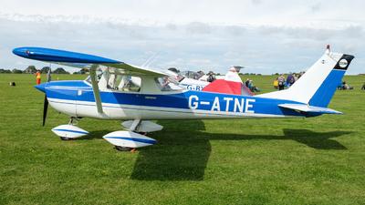 G-ATNE - Cessna 172F Skyhawk - Private