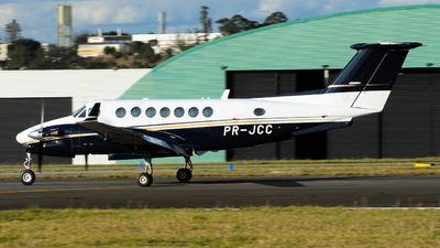 PR-JCC - Beechcraft B300 King Air 350 - Private