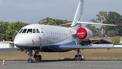 XA-LFA - Dassault Falcon 2000EX - Private