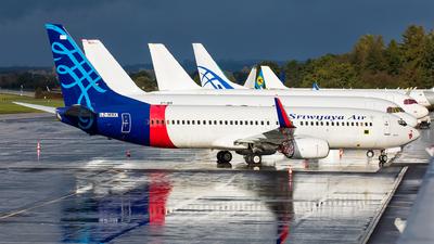 LZ-MRX - Boeing 737-86N - Sriwijaya Air