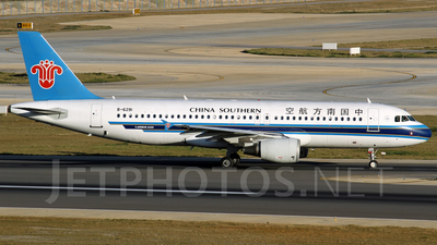 B-6291 - Airbus A320-214 - China Southern Airlines