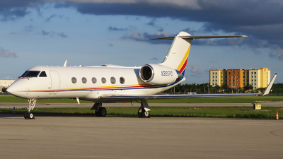 N385PD - Gulfstream G-IV - Private