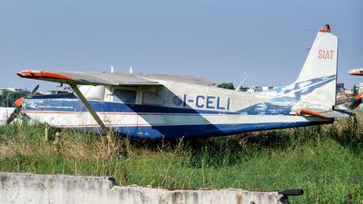 I-CELI - Aermacchi AL-60 Trojan - Private