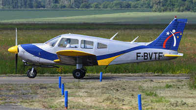 A picture of FBVTF - Piper PA 28180 Archer - [287405142] - © bruno muthelet