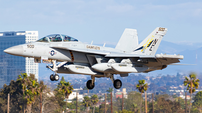 166935 - Boeing EA-18G Growler  - United States - US Navy (USN)