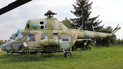2121 - PZL-Swidnik Mi-2 Hoplite - Poland - Air Force