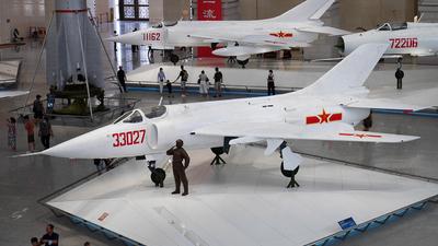 33027 - Nanchang Q-5 Fantan - China - Air Force