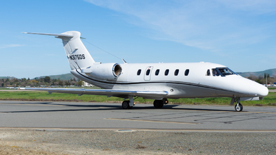 N375DS - Cessna 650 Citation III - Private